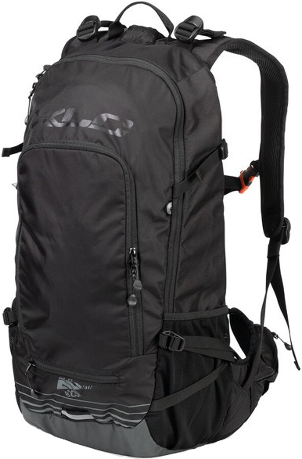 xlc ba s94 e bike rucksack 23l black petrol gray online bei. Black Bedroom Furniture Sets. Home Design Ideas